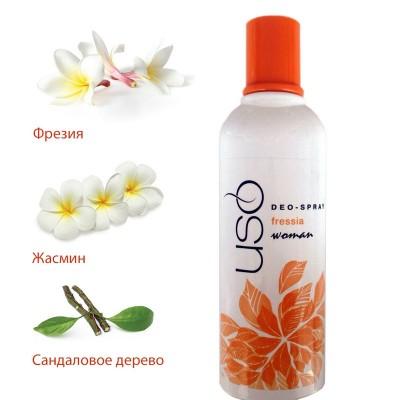Дезодорант-спрей женский Фрезия 75 ML